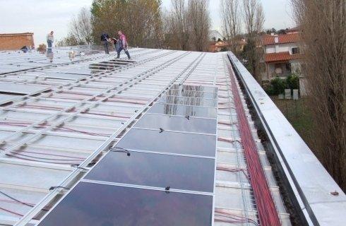 Impianto fotovoltaico Elsa