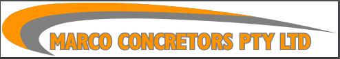 marco concrete logo
