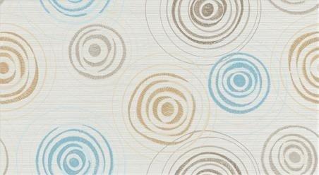 piastrelle decorate azzurro