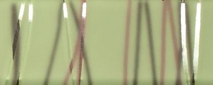 piastrella decorazione argento verde