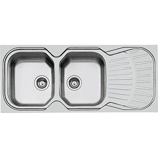 lavello in acciaio, foster, F2000