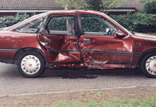 damaged car inspections
