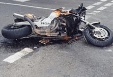 bike accident investigation