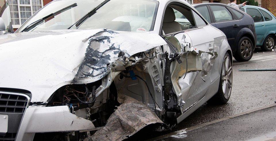 Crash scene investigation