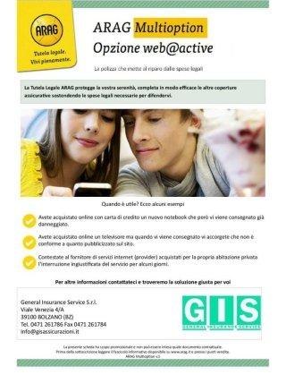 Opzione Web@Active