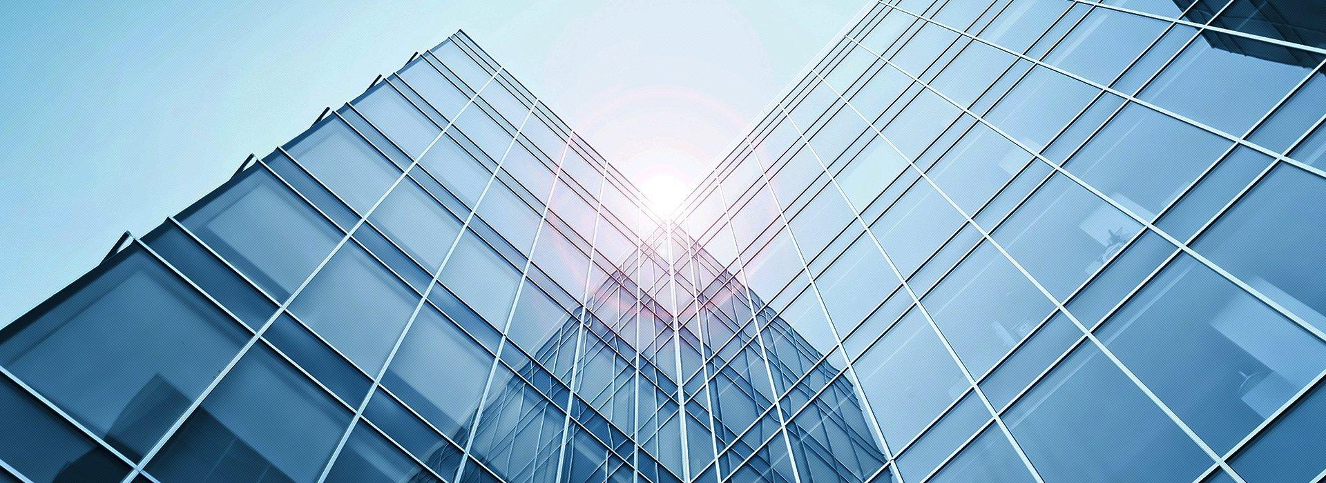 A high rise building