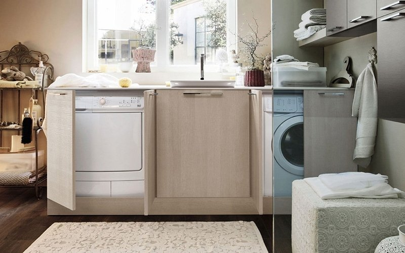 mobile lavanderia line bolle arbi