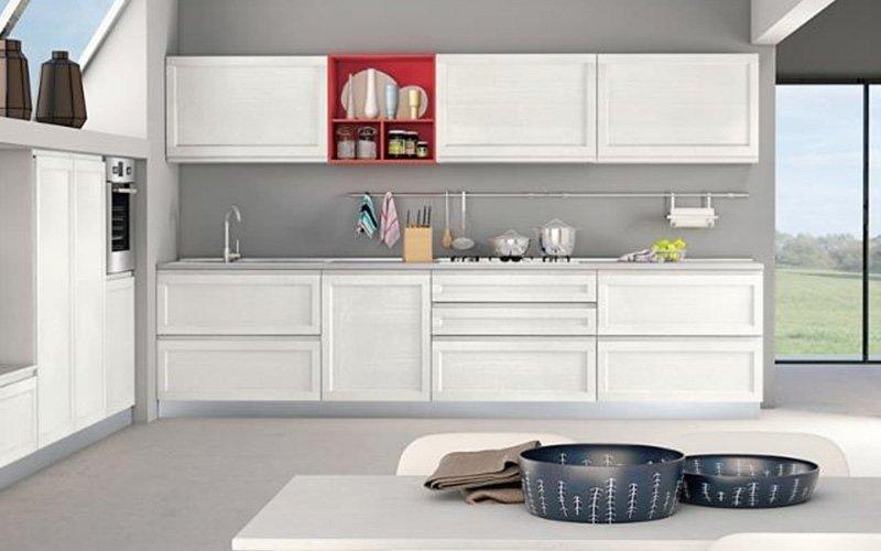 cucina bianca creo kitchens