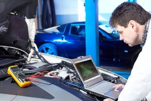manutenzione componenti auto