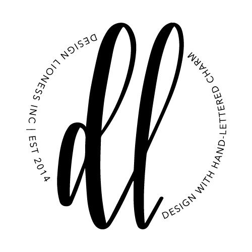 Design Lioness Inc - Design with Hand-Lettered Charm