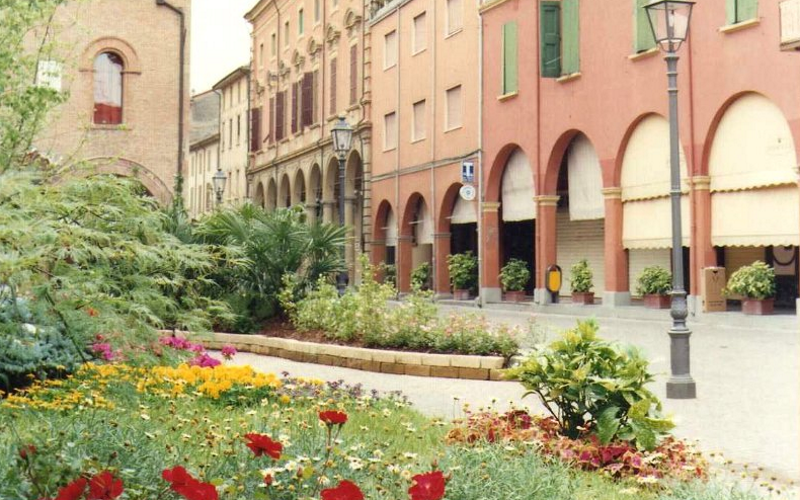 gestione giardino pubblico