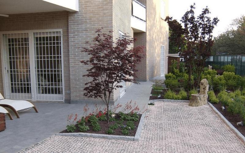 piante condominio