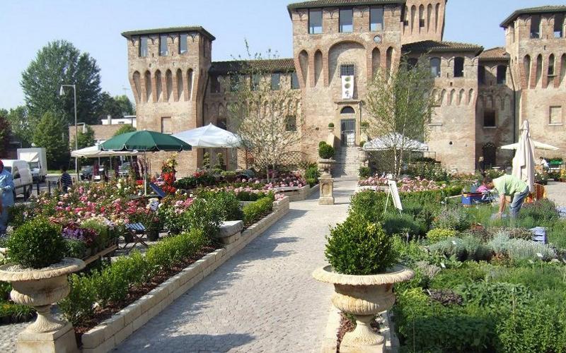 giardino castello