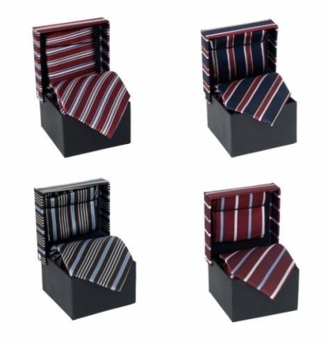 cravatte diverse