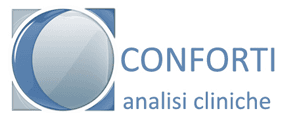 ANALISI CLINICHE CONFORTI - LOGO