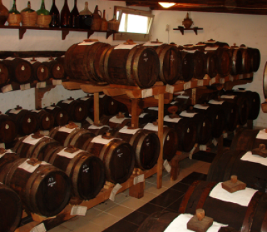 Spiga Vinegar Company snc, Cagliari, vinegar cellars