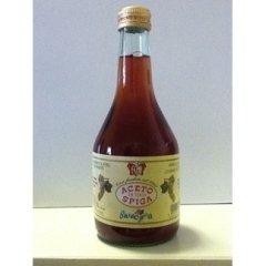 Acetificio Spiga snc, Cagliari, bottiglia da mezzo litro, aceto di vino rosso,