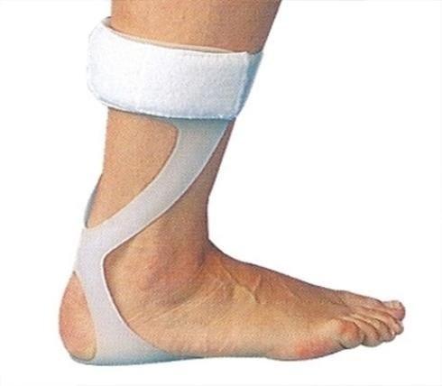 tutore per caviglia e piede ciondolante