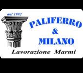 Paliferro & Milano logo