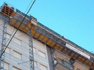 piattaforme per l'edilizia