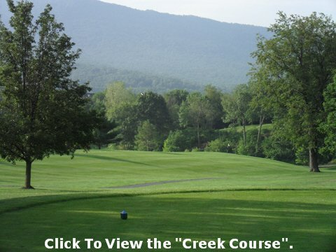The Creek Course