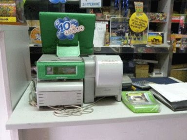 Lotto e Gratta e Vinci - Tabaccheria Rossi, Grosseto (GR)