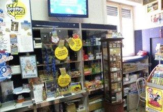 Tabacchi e Valori Bollati - Tabaccheria Rossi, Grosseto (GR)