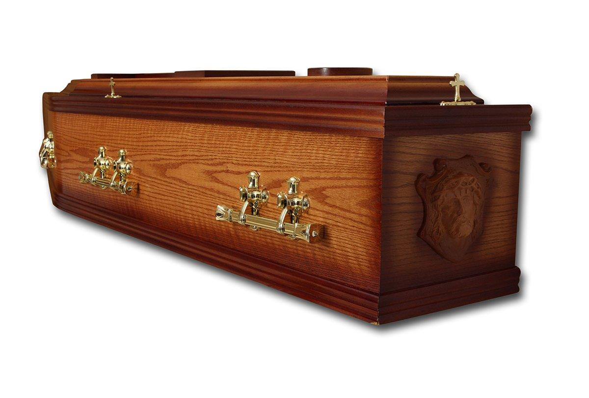Handcrafted coffins