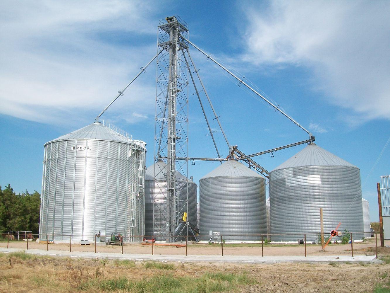 metal buildings for grain storage in Kearney, NE