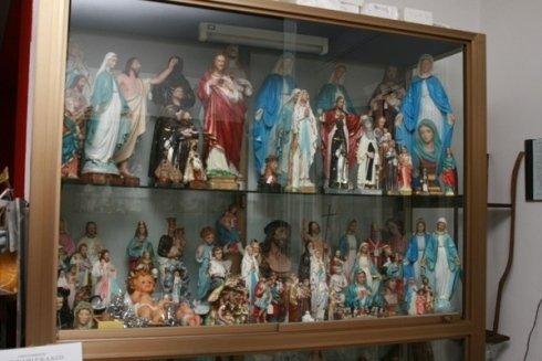 Statuette religiose.