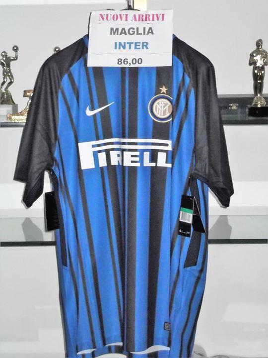 Maglia Inter ufficiale