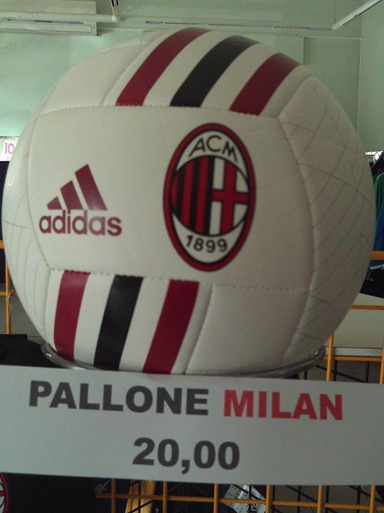 Pallone Milan Adidas