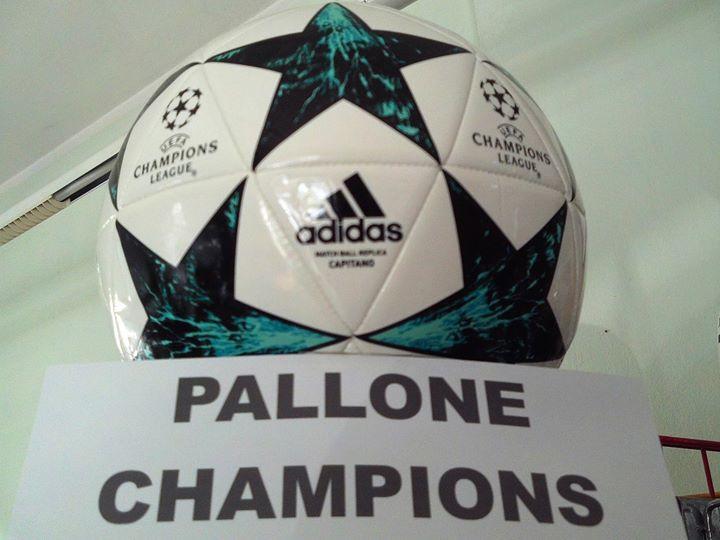 Adidas pallone finale champions