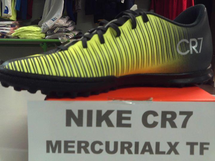 Scarpe di calcetto Nike Mecurialx Vortex III CR7