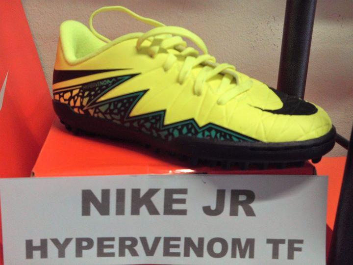 Scarpe da calcetto bambino Nike Hypervenom Phelon II tf