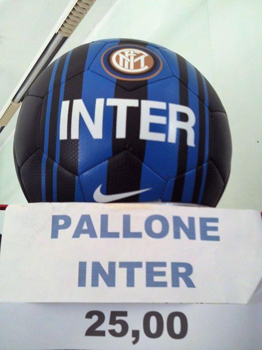Pallone Inter