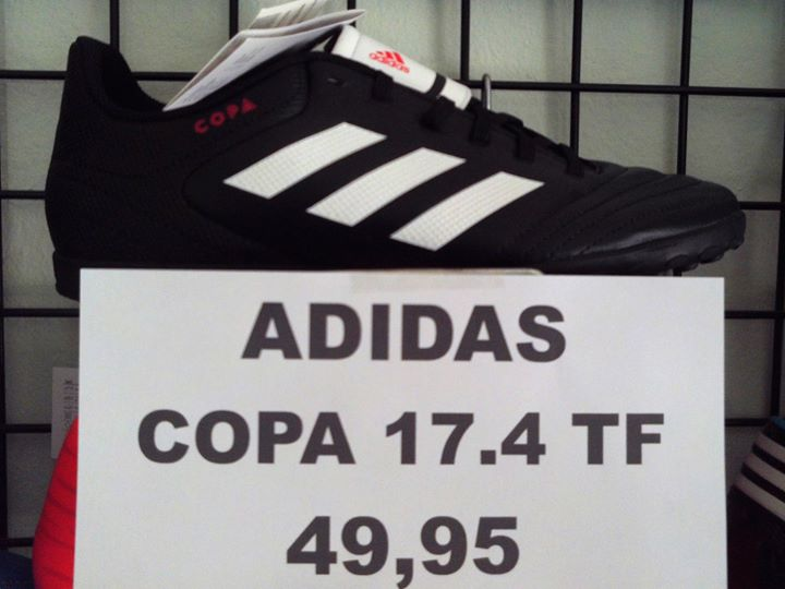 Scarpe calcetto Adidas Copa 17.4 tf
