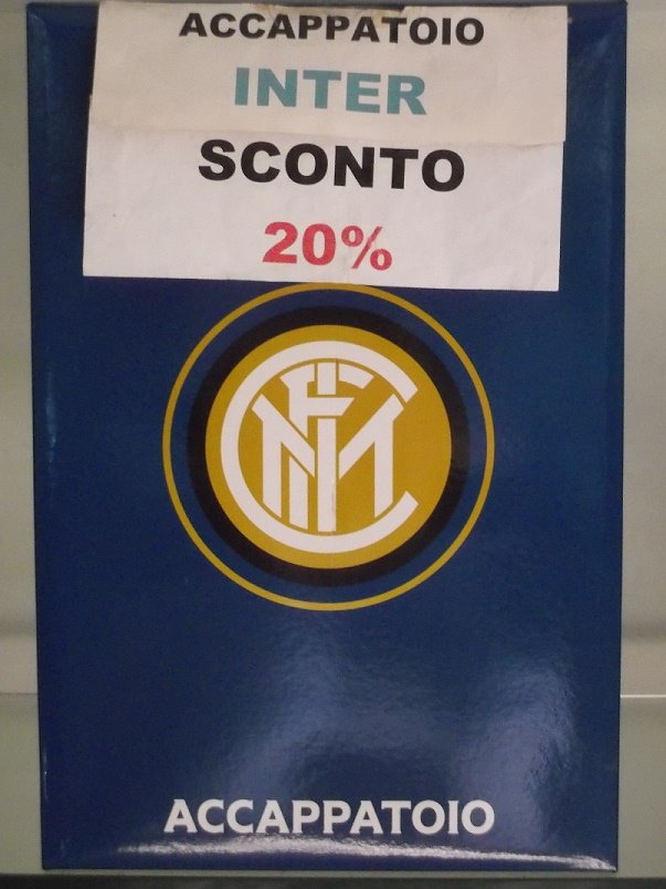 Accappatoio ufficiale Inter