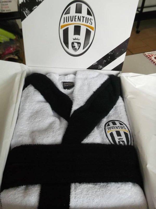 Accappatoio ufficiale Juventus