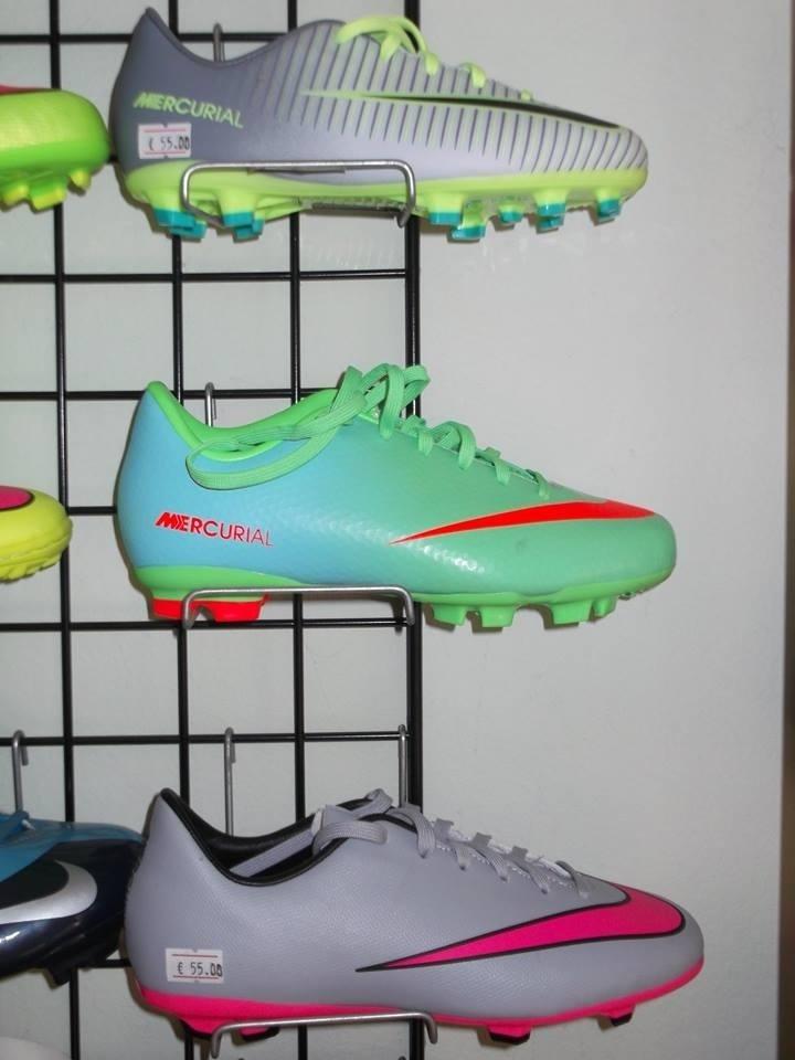 Scarpe calcio bambino Nike Mercurial