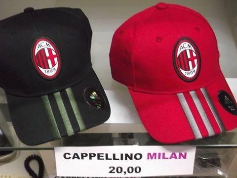 Cappellino Milan
