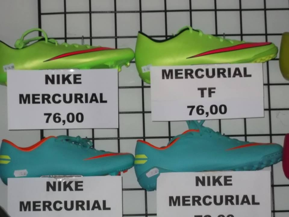 Scarpe da calcio Nike Mercurial