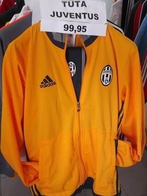 Tuta Juventus ufficiale
