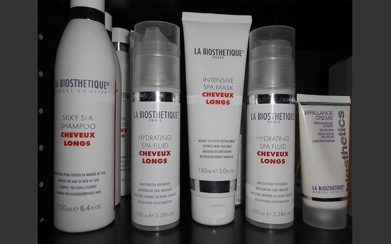 Prodotti per capelli Labiostetique