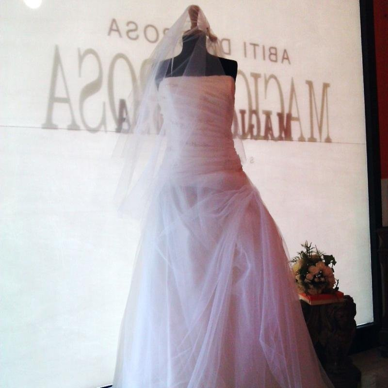 Velo per abito sposa