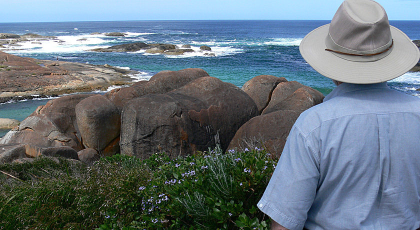Elephant Rocks, strange & wonderful granite outcrops