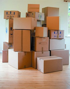 Storage - Rugby, Warwickshire - Boughton Removals - Office clearance
