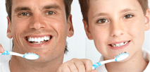 igiene dentale, cure dentistiche