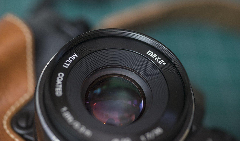 Đánh giá Meike 35mm f/1.7 (APS-C)