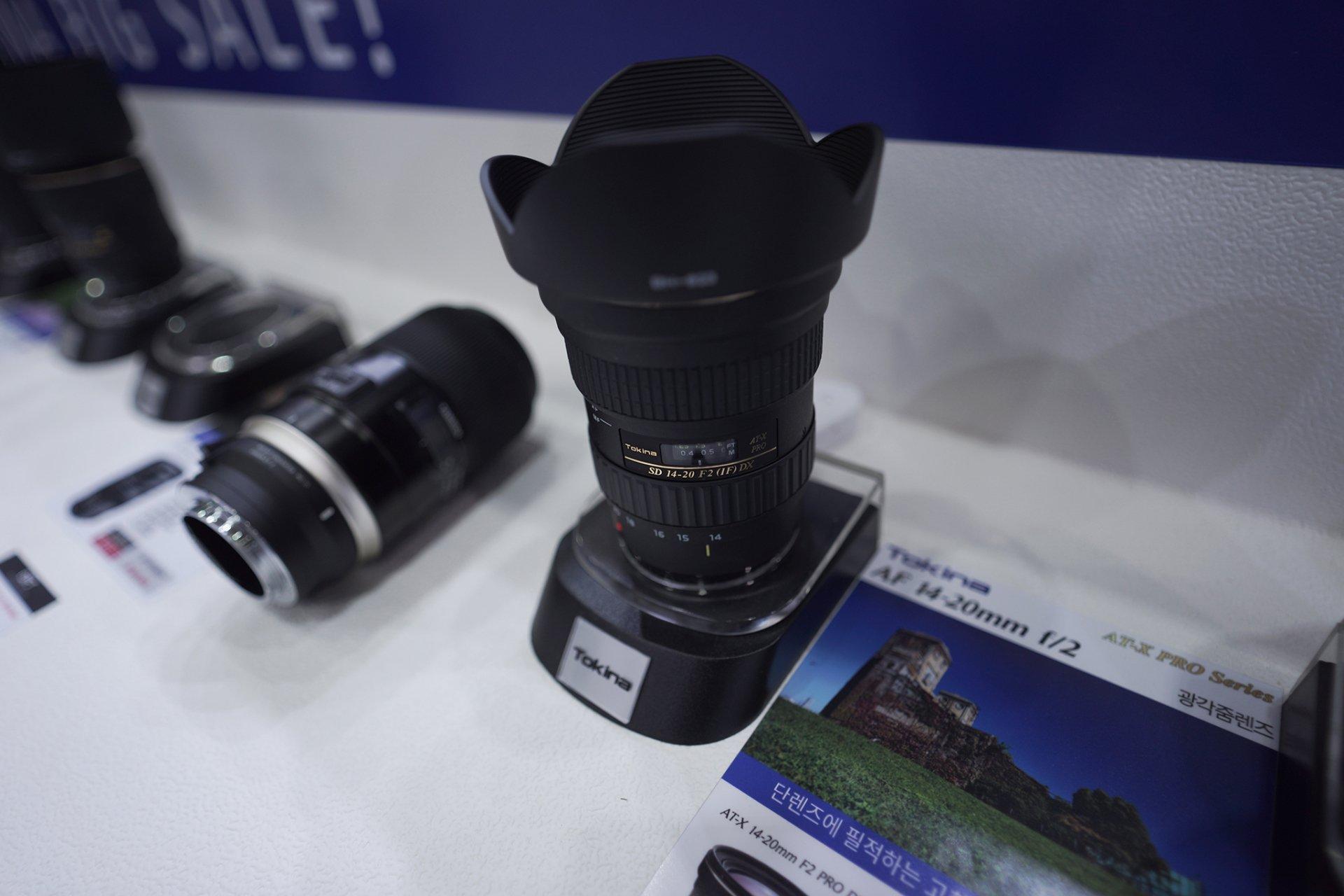Triển lãm Photo & Imaging 2018 tại Seoul